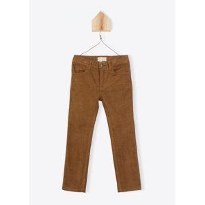 Pantalon velours quadrillé - A&P