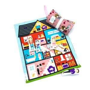 La maison de poupée - Tiny Magic