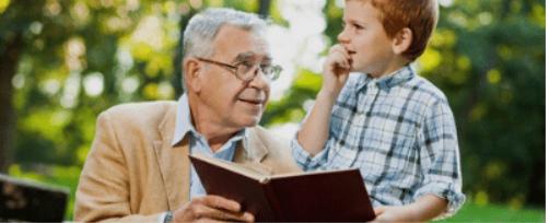 Les grands-parents, des héros eux aussi ?